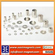 1/2 inch diameter magnet N52 Round Cylinder Magnet flat