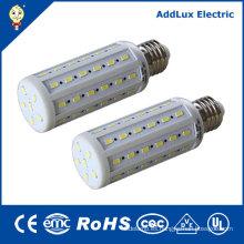 Lámpara blanca barata barata del maíz LED de E27 5W de la calidad 110V