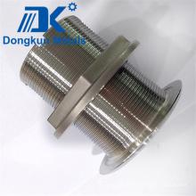 Service d'usinage CNC à haute précision en acier inoxydable
