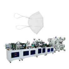 Automatic High Speed Disposable Folding Head Mask Machine
