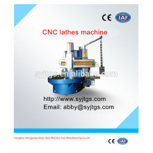 high precision CNC lathe for sale offered by CNC lathe machine manufacture