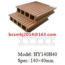 Plancher de stratifié de fissure-résistance pour la piscine extérieure (WPC)