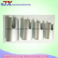 Pièces en aluminium adaptées aux besoins du client de haute qualité d'équipement de traitement de l'eau en acier