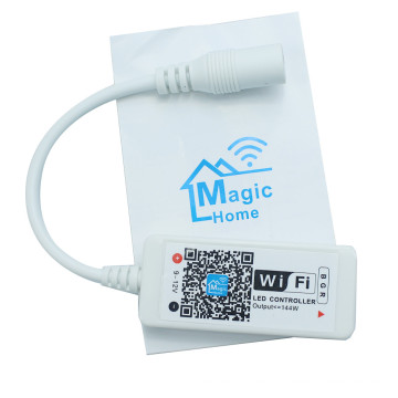 factory price Wifi LED RGBW Controller DC12V mini controller for 5050 RGBW LED Strip module light