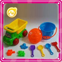 Crianças plástico verão brinquedo areia praia areia brinquedo