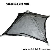 Горячая Продажа зонтик Рыбалка сачок