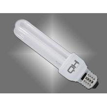 9W 12mm 2U lâmpada de poupança de energia