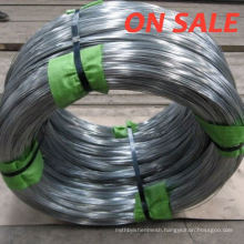 BWG8-BWG24 electro hot dipped galvanized iron wire