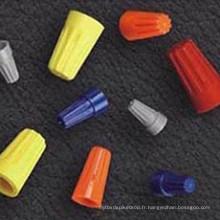 Tous les connecteurs en plastique