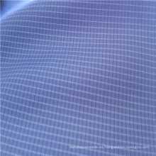 Water & Wind-Resistant Down Jacket Tejido Dobby Jacquard 34% Poliéster + 66% Nylon Tejido Blend-Tejiendo (H037)