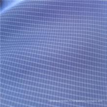 Veste imperméable à l'eau et au vent Tissé Dobby Jacquard 34% Polyester + 66% Tissu Blend-Tissu en Nylon (H037)