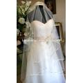 La nouvelle mariée voile de mariage Suzhou gros coréen - style or garni accessoires de mariage nuptiale de mariage voile de mariage