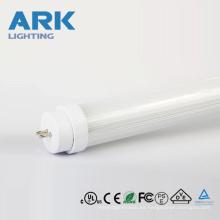 la luz del tubo t8 llevó la iluminación del tubo para el mercado de Corea
