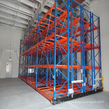 ISO9001,CE & AS4084 certified warehouse racking, moving steel shelving