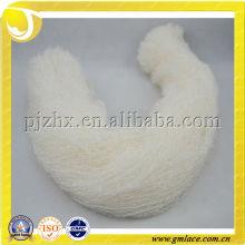 Mezclan el hilado de la pluma para hacer punto, tela, venta caliente en ALIBABA, CHEAP