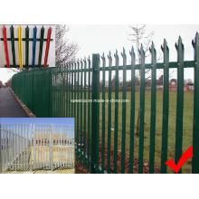 Palisade Fence (D et W Pale)