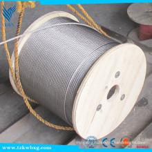 EN10272 отожженная и отполированная сварочная проволока из нержавеющей стали AISI316L