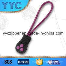 Custom Made Women Garemnt Zipper Slider Puller for Wholesale