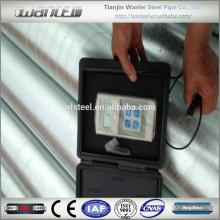 ASTMA53 A106 API 5L B gi tuyau pour l'eau