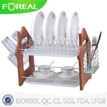 16-Inch Metal Wire Dish Rack Made in China