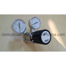 Stainless Steel Gas Regulator for Labs