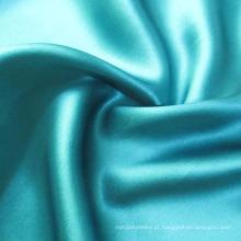 16mm Charmeuse estilo tecidos de seda para o vestido de casamento