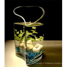 Pierres de verre bon marché pour le remplissage de vase du fournisseur chinois