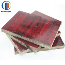 HIYI high quality Bamboo Shuttering formwork Plywood sheets