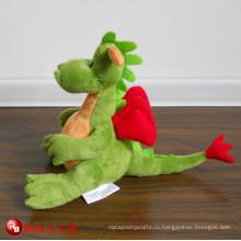 Плюшевая игрушка плюшевого динозавра