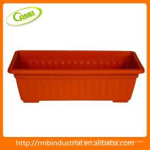 Pot de jardin en plastique (RMB)