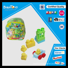 Educational baby toy building block board
