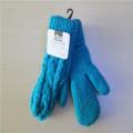 Женские ручной вязки ремикс зимние перчатки