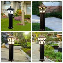 Nueva luz de diseño para jardín o césped Iluminación 12W