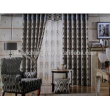 Neue Mode luxuriöse Vorhänge für Zimmer und Schlafzimmer