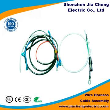 Chicote de fiação do passo do conector de 8 Pin Jst e conjunto de cabo