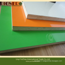 Panneau antidéflagrant HPL Plywood Compact Board