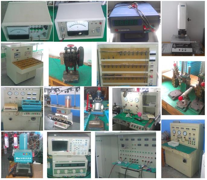 Coil Winding & Testing Machine of Flying Lead Wire Type Solenoid Coils