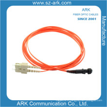 MTRJ-Sc Duplex Om2 Optical Fiber