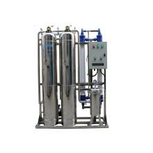 Filtro de Membrana Ultra Filtração para Reciclagem de Água de Lavagem de Carro