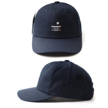 High Quality Sample Free Plain Distressed Foldable Baseball Caps