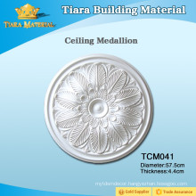 Home Interior Styles Polyurethane(PU) Carved Ceiling Medallion for House Design
