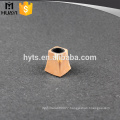 wooden shape perfume plastic bottle cap