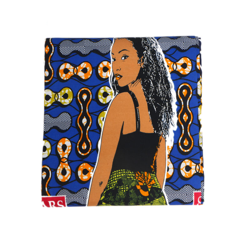 2018 Cheap Ankara African Wax Prints Fabric