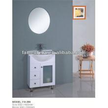 Suelo de madera lavado blanco de la pared Suelo de madera lavado de la buena calidad