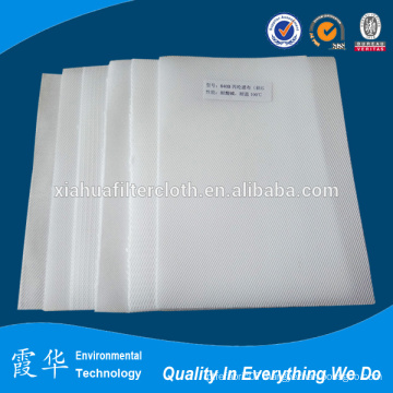 Excellent hepa filter cloth for sewage treatment