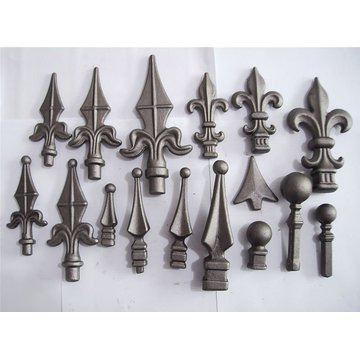 Wrought Iron Casting Spears