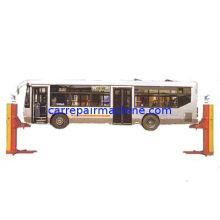 Heavey Duty Truck Hydraulic Auto Lift / Truck Ramp Kit For Wheel Alignment