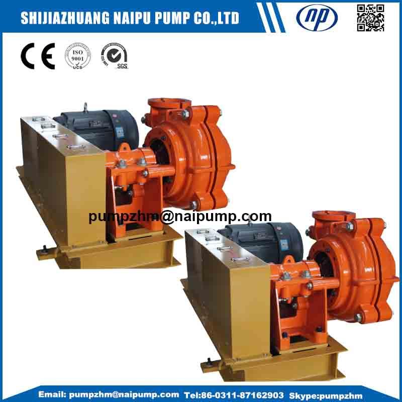 063 CRZ slurry pumps
