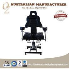 Chaise faciale multifonctionnelle de massage de lit de massage médical de tatouage de lit de tatouage