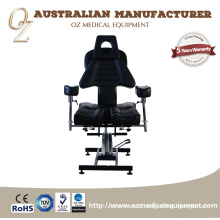 Hydraulic Adjustable Tattoo Bed Medical Tattoo Massage Bed Multi-function Facial Chair
